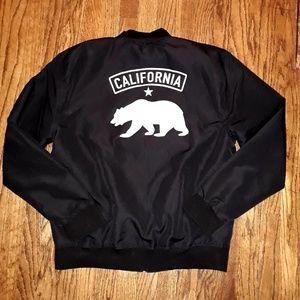 Men's varsity style jacket, sz Xl